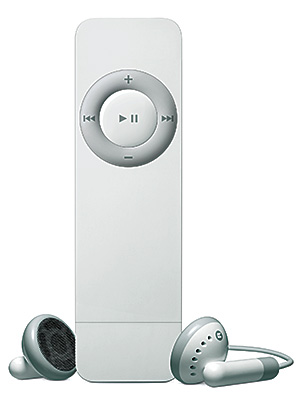 January 11, 2005 Apple introduces the iPod Shuffle, the first model under $100.