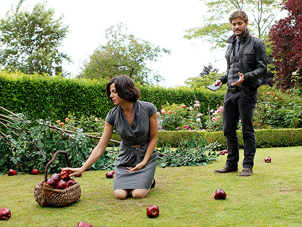Once Upon a Time | The evil Regina definitely sticks to the same produce on our side. It is yet to be revealed whether the dreamy Sheriff Graham (Jamie Dornan)…