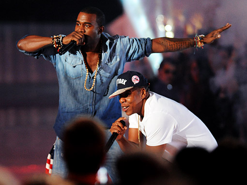 Kanye West Jay Z