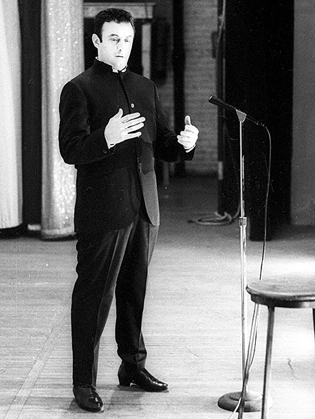 Lenny Bruce   Even transgressors have idols. Lenny Bruce was the father of edgy stand-up, but where offending comedians nowadays are tried in the court of public opinion,…
