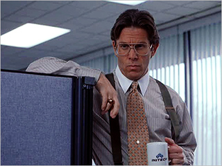 Office Space, Gary Cole