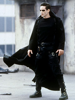 The Matrix, Keanu Reeves