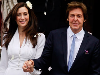 Mccartney Wedding