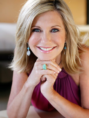 Olivia Newton-John | The singer-actress first charmed American audiences as innocent Sandy in 1978's Grease , then strapped on some roller skates for Xanadu in the '80s, before…