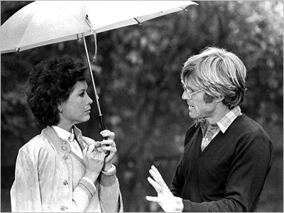 Robert Redford, Mary Tyler Moore, ... | Ordinary People (1980) Redford's directing debut, a drama about a family falling apart after one of the two sons dies in an accident, is remembered…