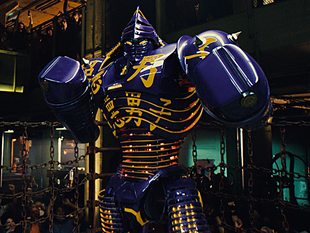 Real Steel | Jackman gets what he thinks is a chance at redemption when he invests everything he has in a Japanese-designed robot named Noisy Boy, a former…