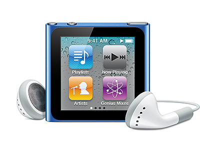 September 1, 2010 Apple introduces the new iPod Touch, Nano, and Shuffle; the company announces that 275 million iPods have been sold to date.