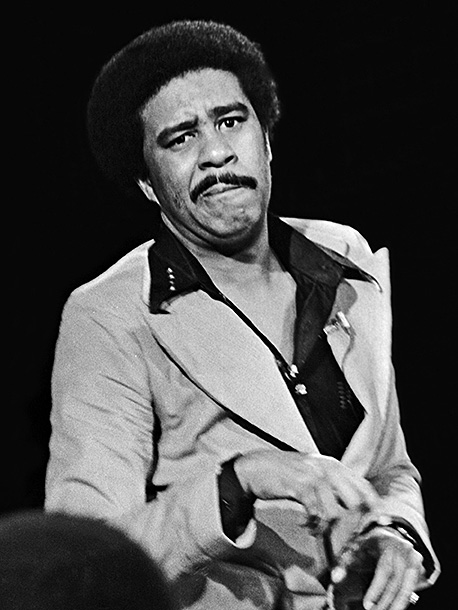 Richard Pryor   Younger generations may only know him as the consummate line-pusher but when Richard Pryor decided to dump his clean routine that read like an homage…