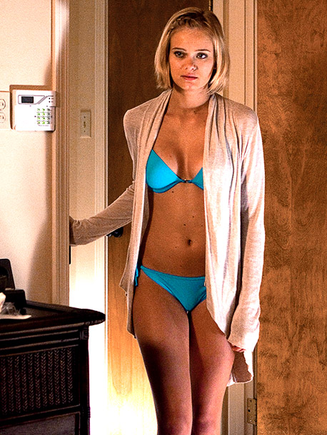 Sara Paxton, Shark Night 3D | ''Firmly grounded in the horror genre after starring in the big-budget remake of Last House on the Left and Shark Night 3D , this blond…