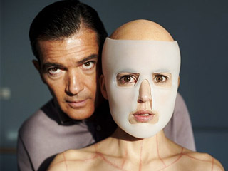 ABOUT FACE Antonio Banderas and Elena Anaya in The Skin I Live In