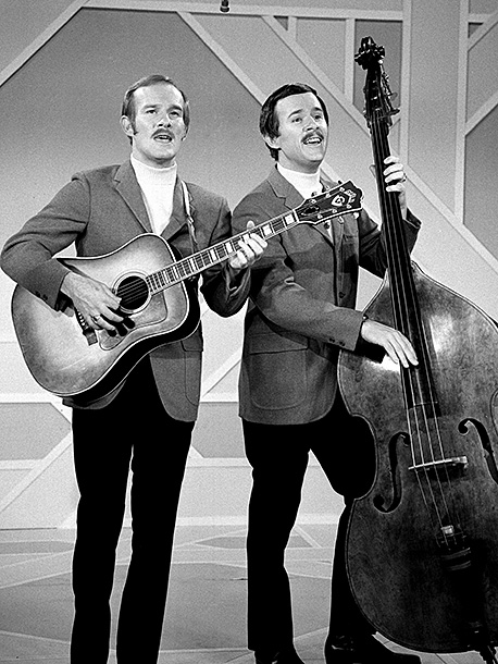 Tom Smothers, Dick Smothers, ...   Tom and Dick Smothers looked like the cleanest-cut pair of squares ever — matching suits, matching ties, matching male-pattern baldness. But their Smothers Brothers Comedy…