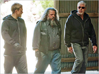 Sons Anarchy With X