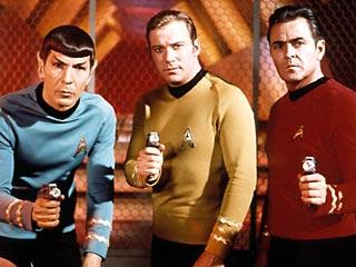 Leonard Nimoy, William Shatner, ...