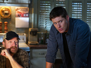Supernatural Jensen Cruel