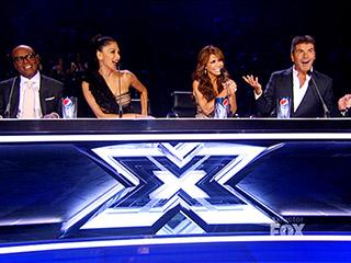 X Factor Ratings