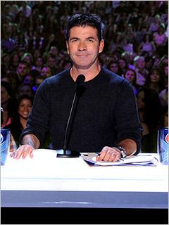 X Factor Simon