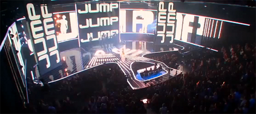X Factor Stage Top 17