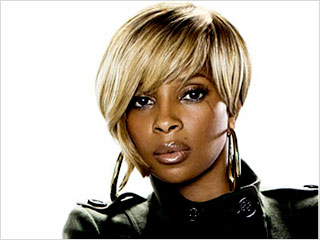 NOBLESSE O' BLIGE Dud duets and repetitive lyrics drag down Blige's rafter-reaching, heart shaking belt-ability