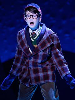 A Christmas Story, The Musical! Clarke Hallum