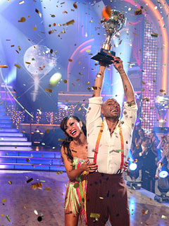 Dancing Stars JR Wins