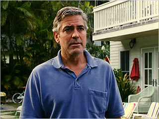 George Clooney In The Descenda