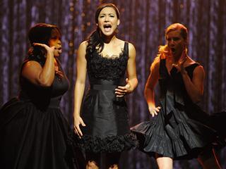 Glee Mash Off Naya