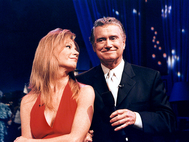 Live with Regis and Kathie Lee | ''Another one of my very favorites. I'll always remember it.''