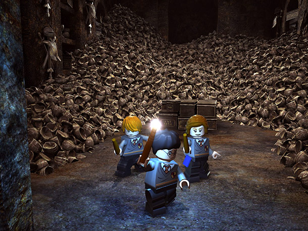Packed with the personality and pick-up-and-play appeal the family-friendly franchise is known for, the latest LEGO entry lets wizard-wannabes relive the events of the last…