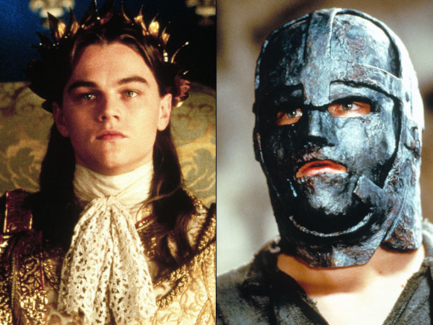The Man in the Iron Mask | DiCaprio's instinct to do something different after Titanic was sound, but this tortured historical drama, with Leo as France's 17th-century king Louis XIV and his…
