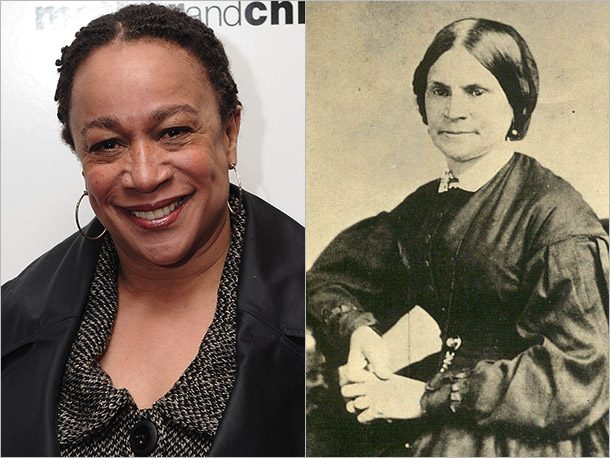 S. Epatha Merkerson (Law & Order) as Lydia Smith, Thaddeus Stevens' housekeeper and confidante