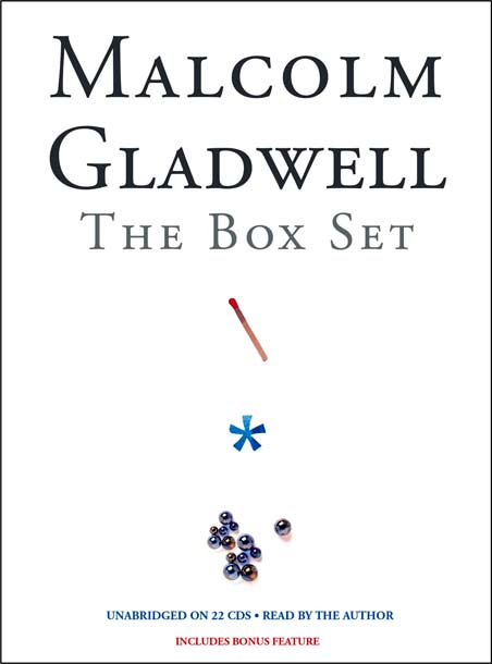 Any bookshelf would be proud to boast Malcolm Gladwell: Collected , the New Yorker writer's best-sellers ( The Tipping Point , Outliers , and Blink…