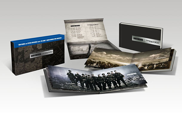Band of Brothers | HBO's gut-wrenching and glorious WWII miniseries about the men of Easy Company makes its Blu-ray debut. A special feature allowing you to listen to picture-within-picture…