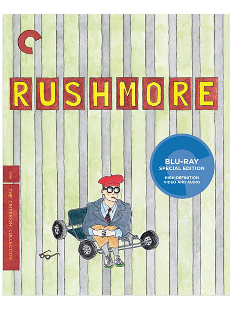 Rushmore | Wes Anderson's brilliantly quirky coming-of-age comedy makes its Blu-ray debut in this special edition, which includes a commentary with the director, cowriter Owen Wilson, and…