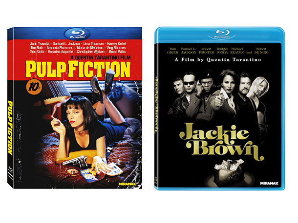 Quentin Tarantino's one-two punch of pop-flavored crime flicks bow on Blu-ray. We've said it before and we'll say it again, Pulp is the best film…