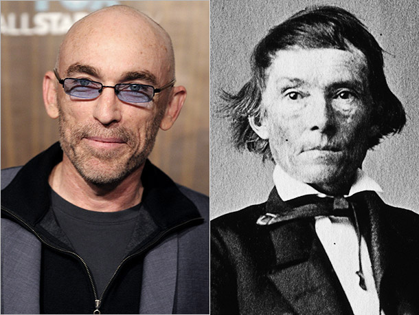 Jackie Earle Haley (Little Children) as Alexander Stephens of Georgia, vice-president of the Confederacy