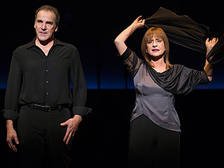 AN EVENING WITH PATTI LUPONE AND MANDY PATINKIN Patti and Mandy finally land on Broadway