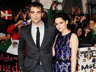 Robert Pattinson Stewart