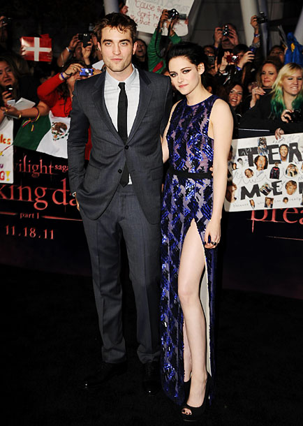 Kristen Stewart, Robert Pattinson | Like a sudsy, sparkly hydra, the Twilight series continues to be struck down by critics and detractors, only to rise again more powerful than ever,…