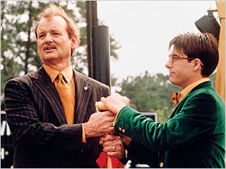 RUSHMORE Bill Murray, and Jason Schwartzman