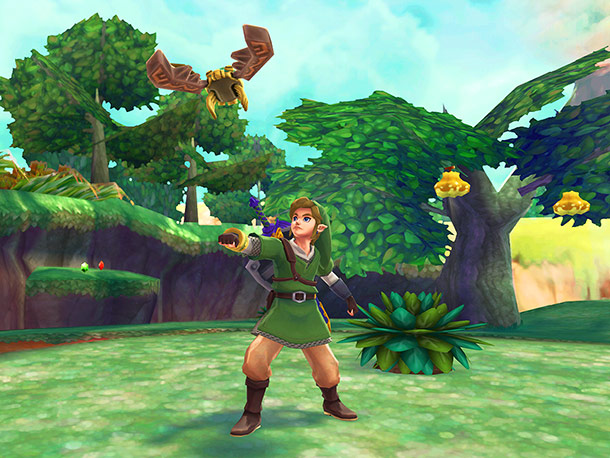 Thanks to lighting-quick Wii MotionPlus controls, Link's latest princess-rescuing quest puts players behind his famed Master Sword like never before. When not brandishing the sacred…