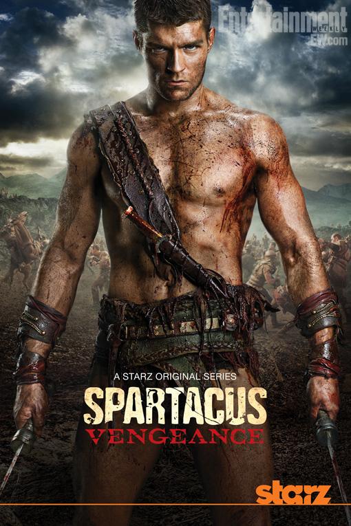 Spartacus Keyart
