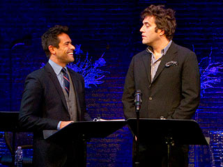 Standing On Ceremony: The Gay Marriage Plays Mark Consuelos and Craig Bierko