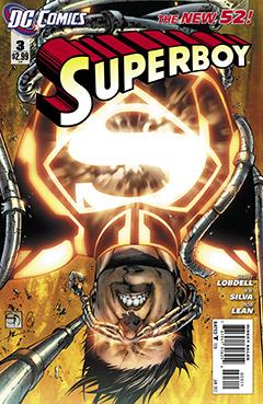 Superboy 3 Cover