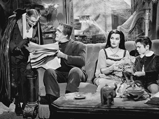 The Munsters Show
