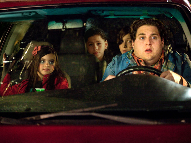 A bawdy comedy directed by Pineapple Express ' David Gordon Green, the film stars pre-weight-loss Jonah Hill as the world's laziest, most irresponsible babysitter, attempting…