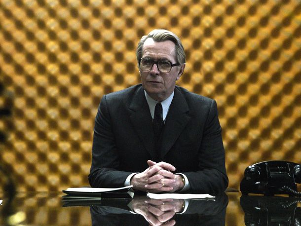 After veteran spy George Smiley (Gary Oldman) retires from Britain's MI6, he takes steps to expose a mole within the organization. Swedish director Tomas Alfredson's…