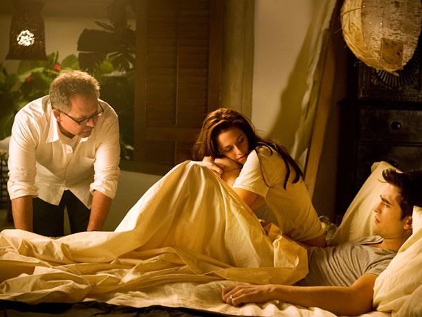 Bill Condon, Kristen Stewart, ...