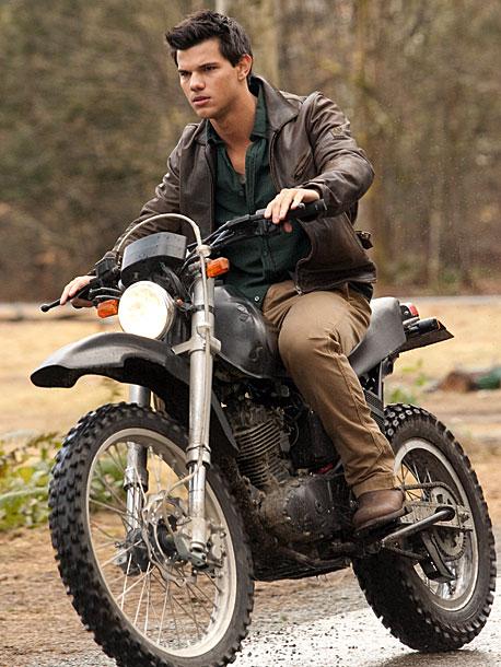 Taylor Lautner, The Twilight Saga: Breaking Dawn - Part 1