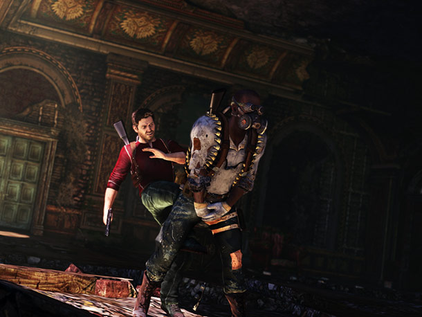 Nathan Drake's third knuckle-whitening ride sees the globetrotting, treasure-seeking swashbuckler uncovering fortune, glory, and plenty of life-siphoning threats as he deciphers the secrets of a…