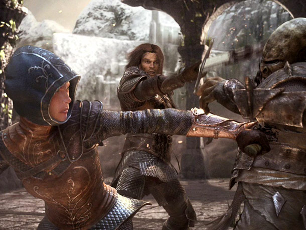 The first Mature-rated Lord of the Rings game forgoes frolicking in the Shire in favor of eviscerating Orcs from behind sharp steel and piercing projectiles.…